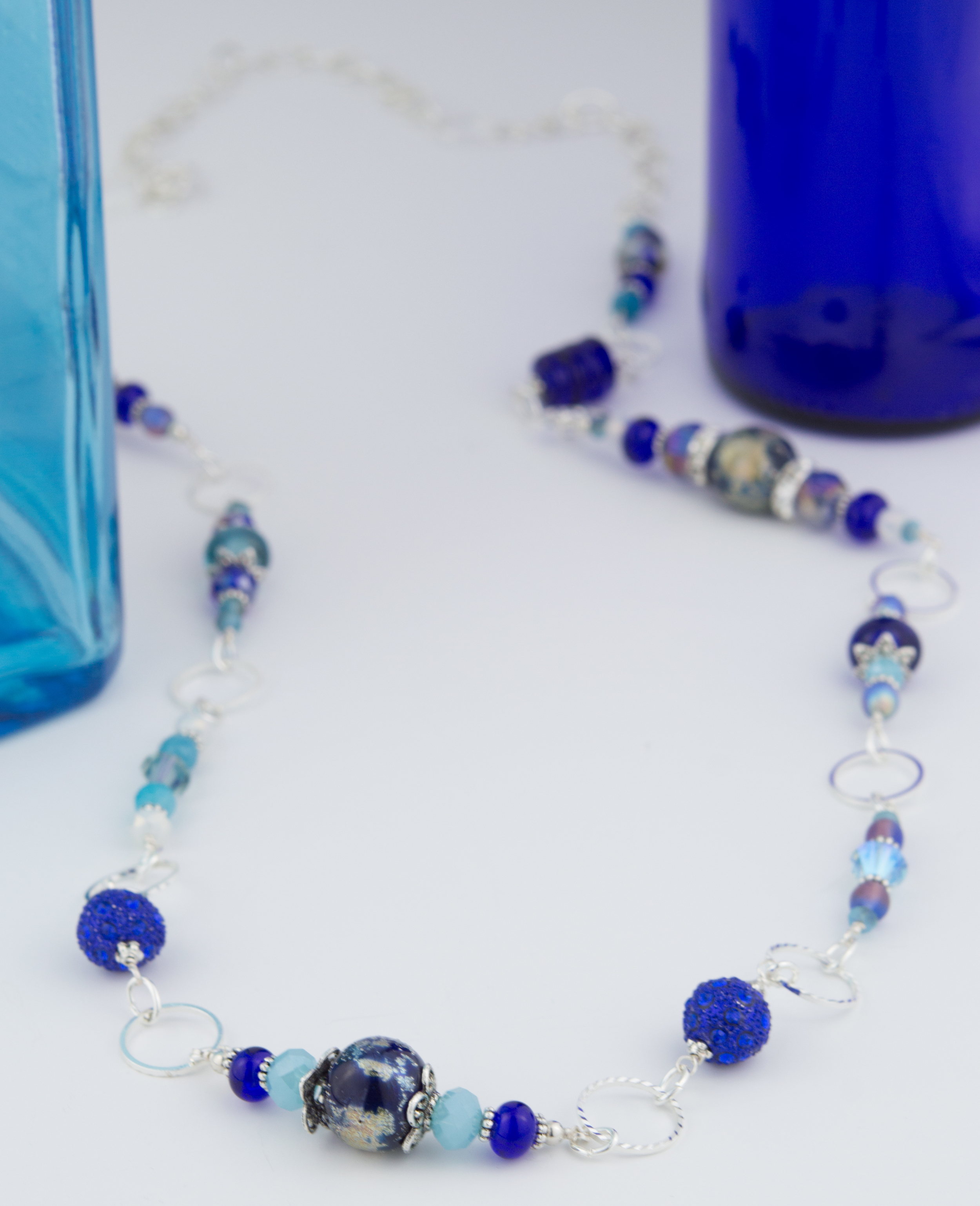 Necklace made for Spare Parts fundraiser auction