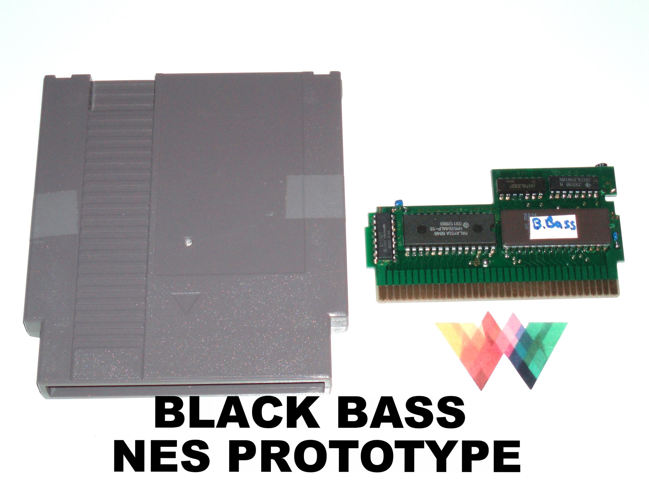 Black Bass Prototype
