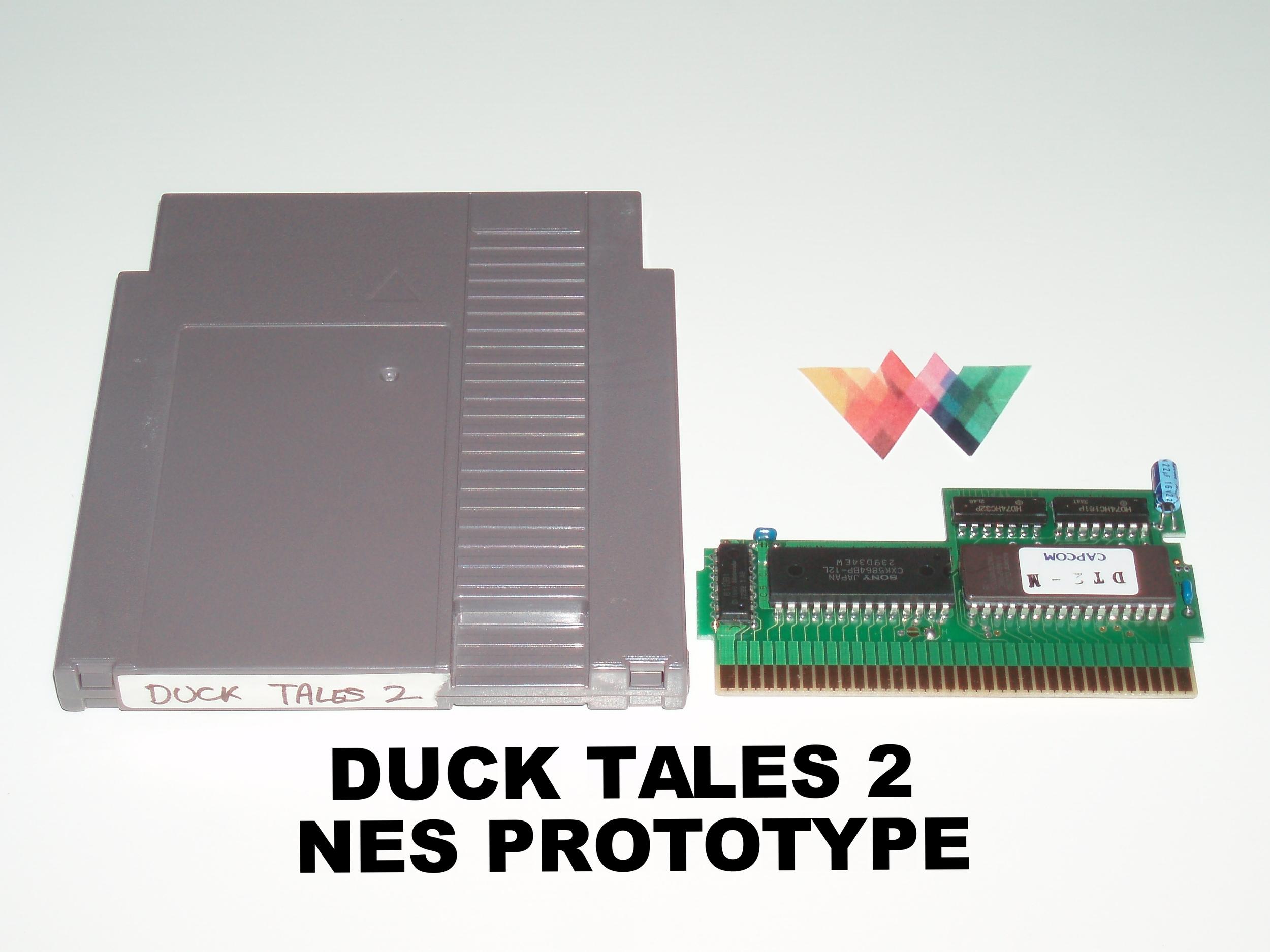 DuckTales 2 Prototype