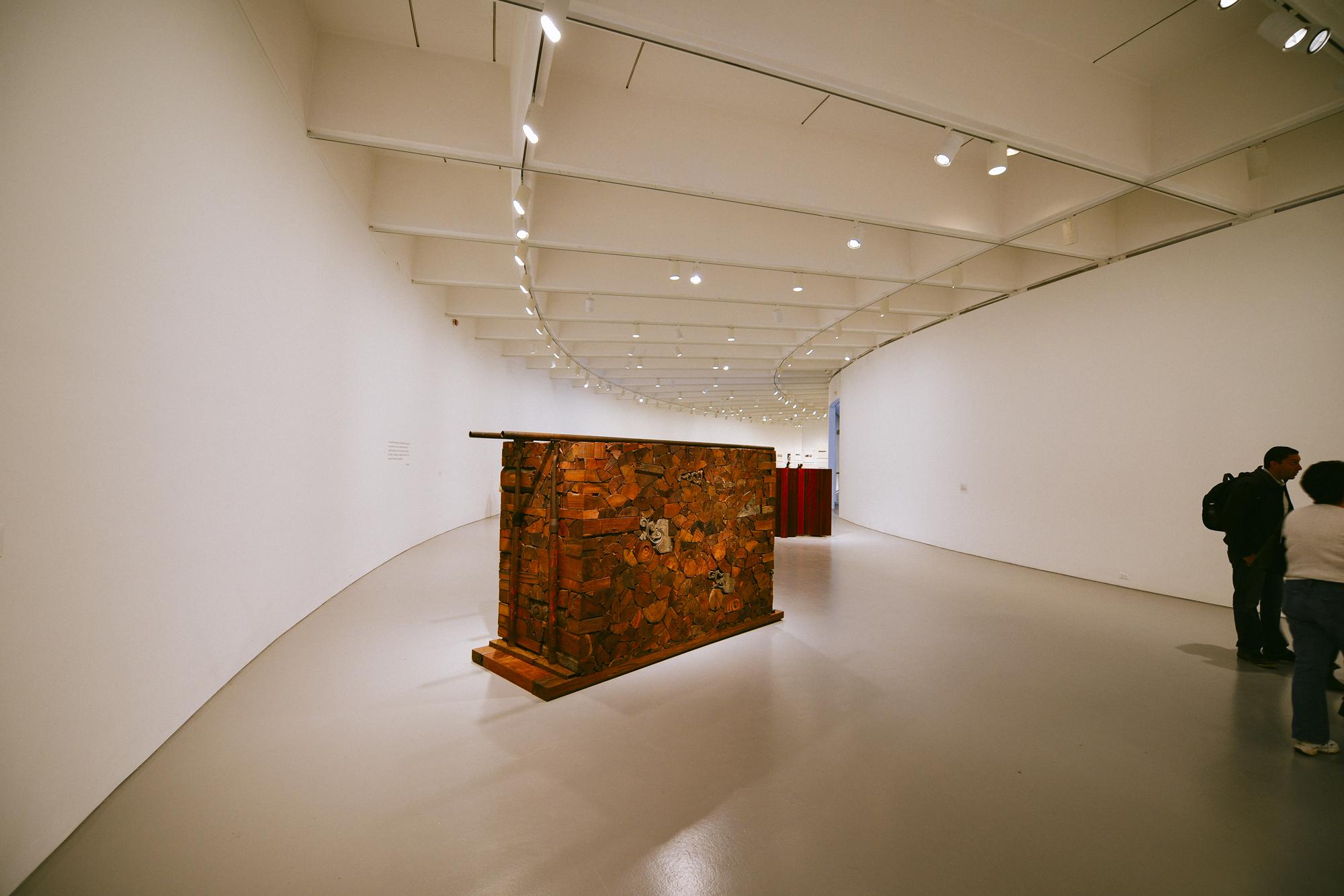 """Ai Weiwei, """"Kippe"""""""