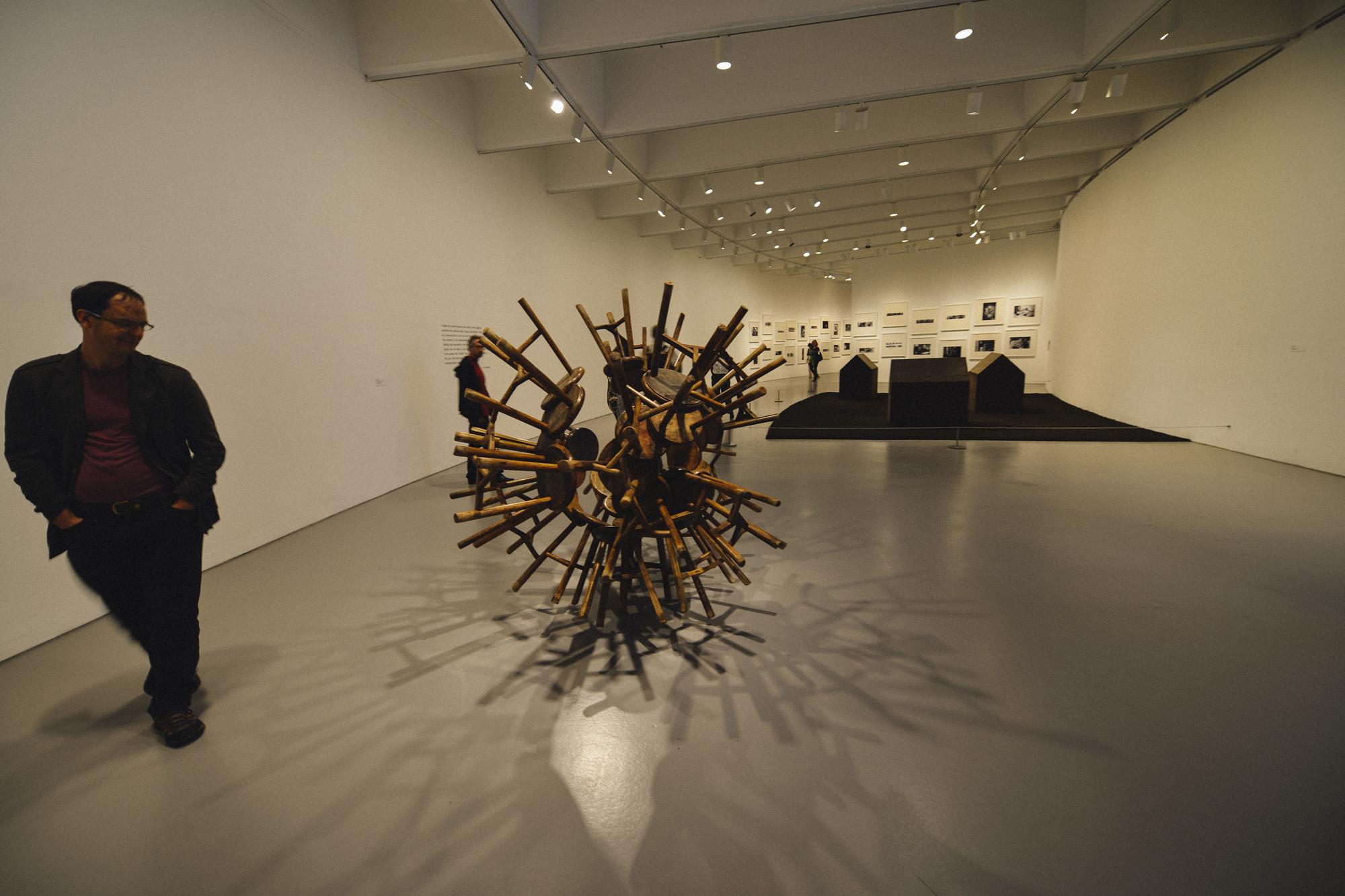 Ai Weiwei, Grapes , 2010.
