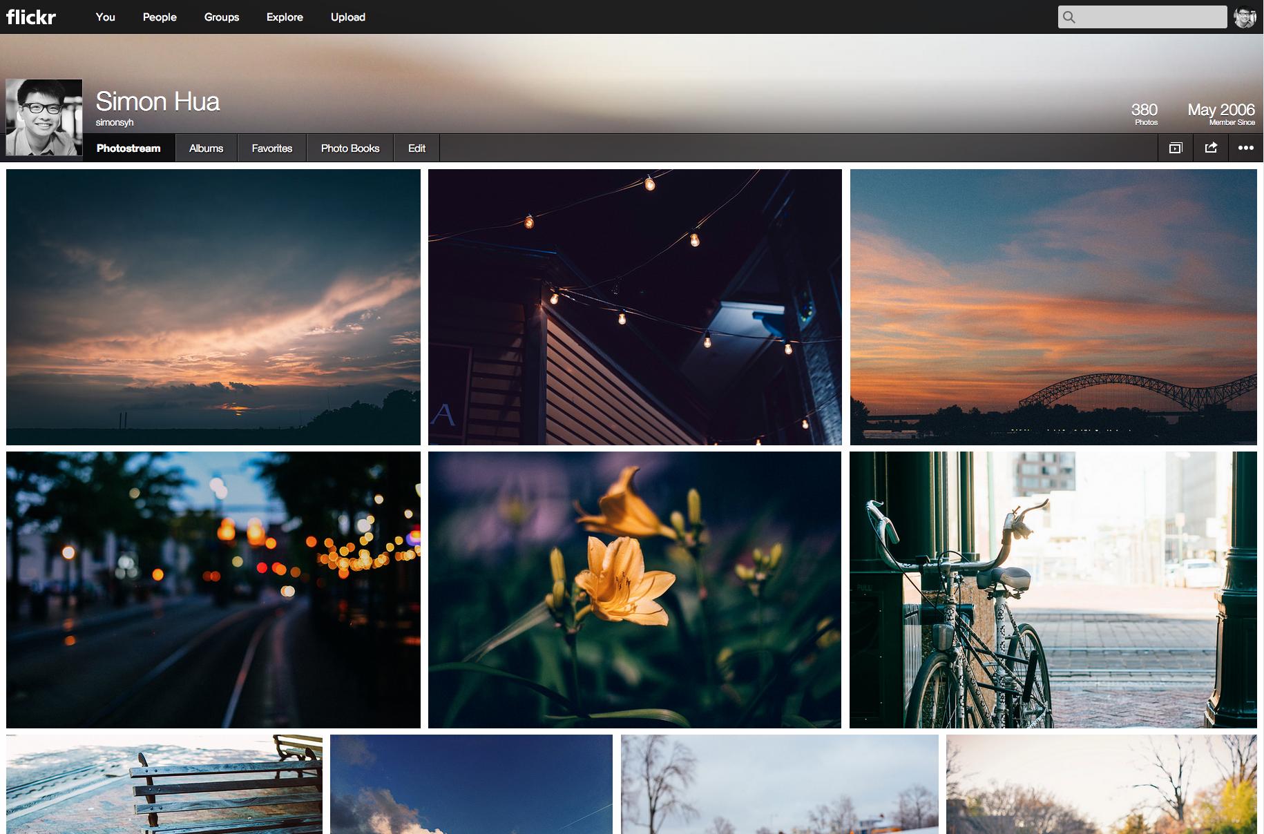 Flickr 2014