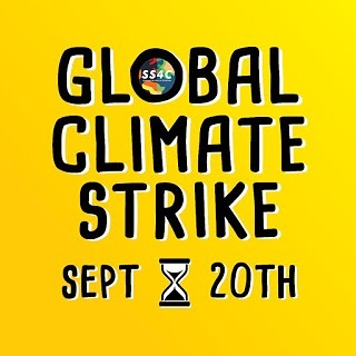I've felt a deep sense of urgency about the climate for some years now. It's a relief to share about it and  feel like there's something that can be done. This will make a difference. It's going to be big. Join me. Find your location at www.schoolstrike4climate.com/resources