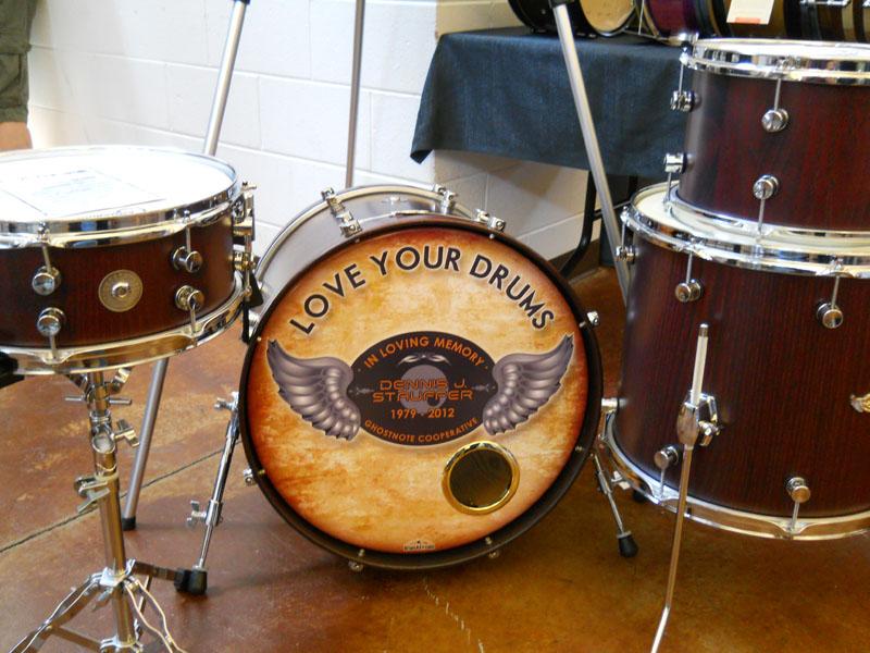 Dennis Stauffer tribute kit