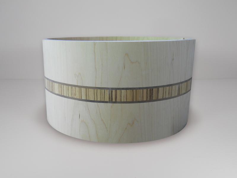 Custom order horizontal stave stripes