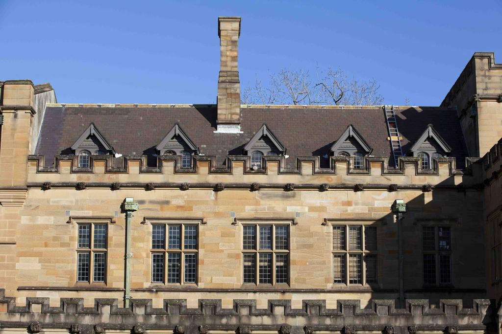 Main Quadrangle 2,  Sydney University 2011