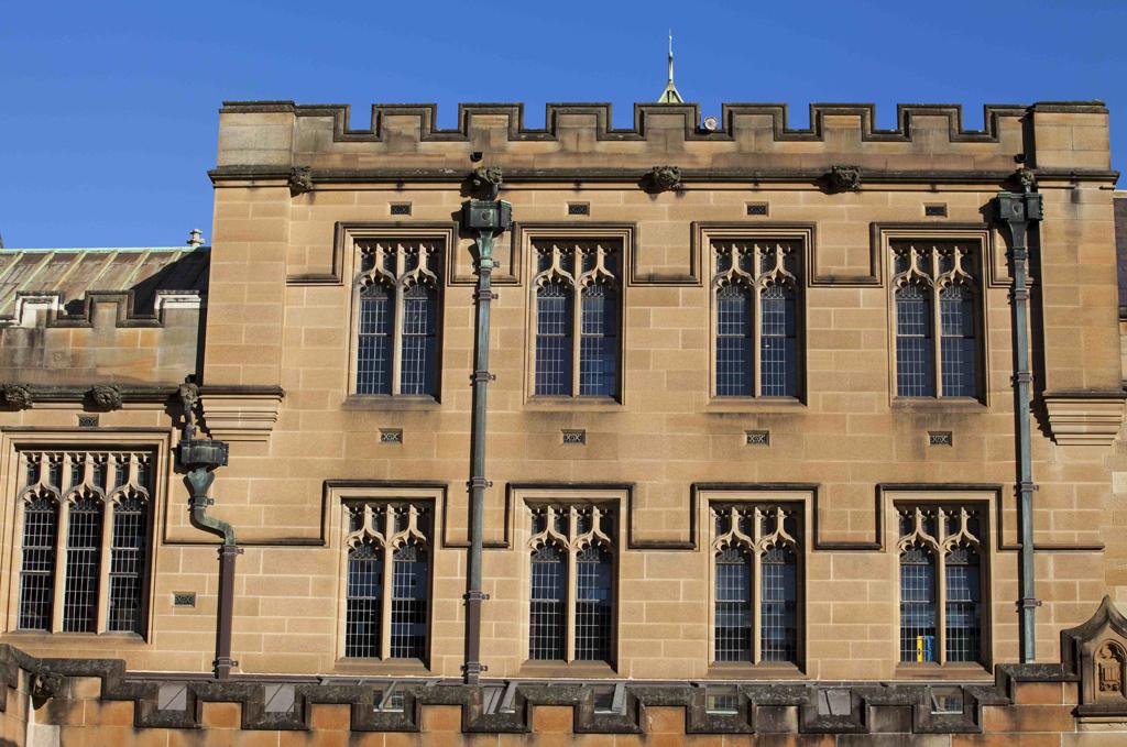 Main Quadrangle 3, Sydney University 2011