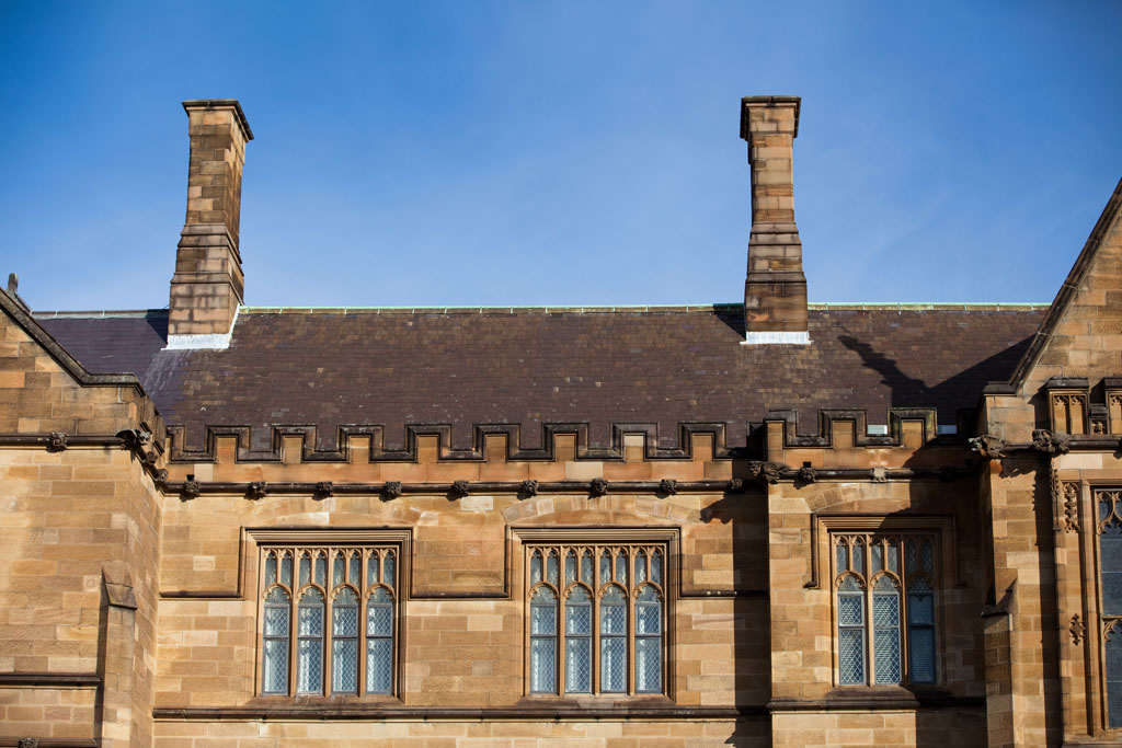 Main Quadrangle 6, Sydney University 2011