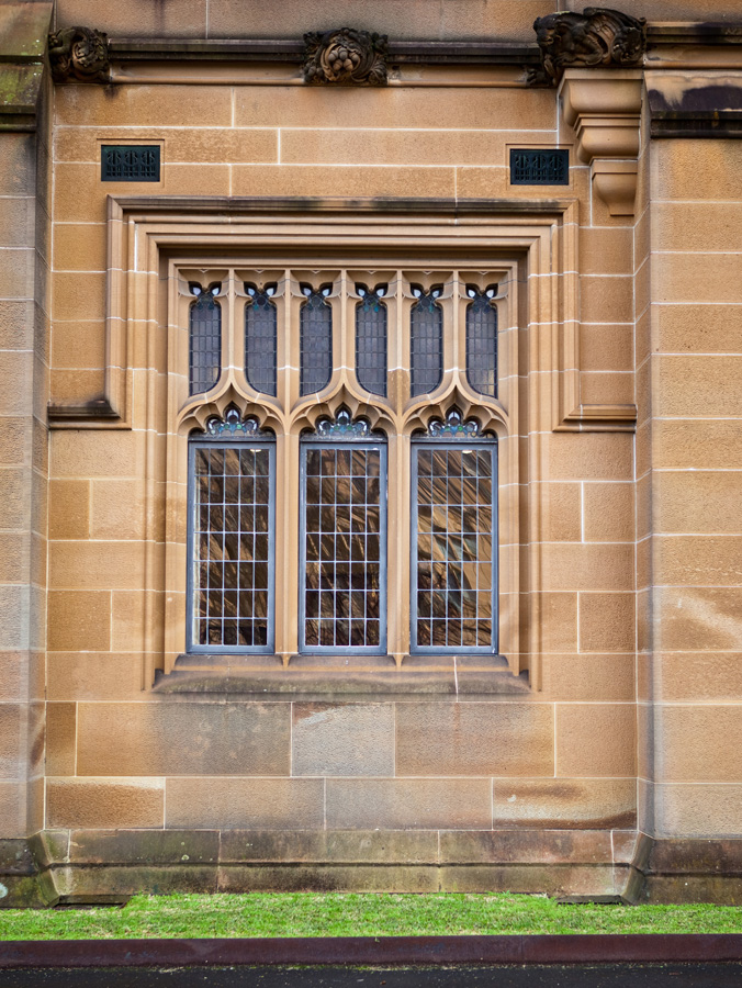 Main Quadrangle 8, Sydney University 2011