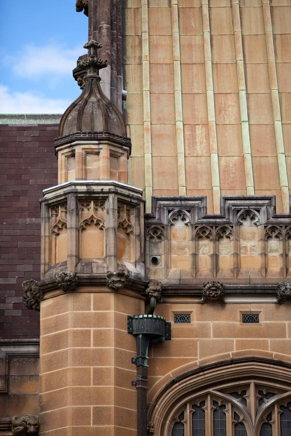 Main Quadrangle 9, Sydney University 2011