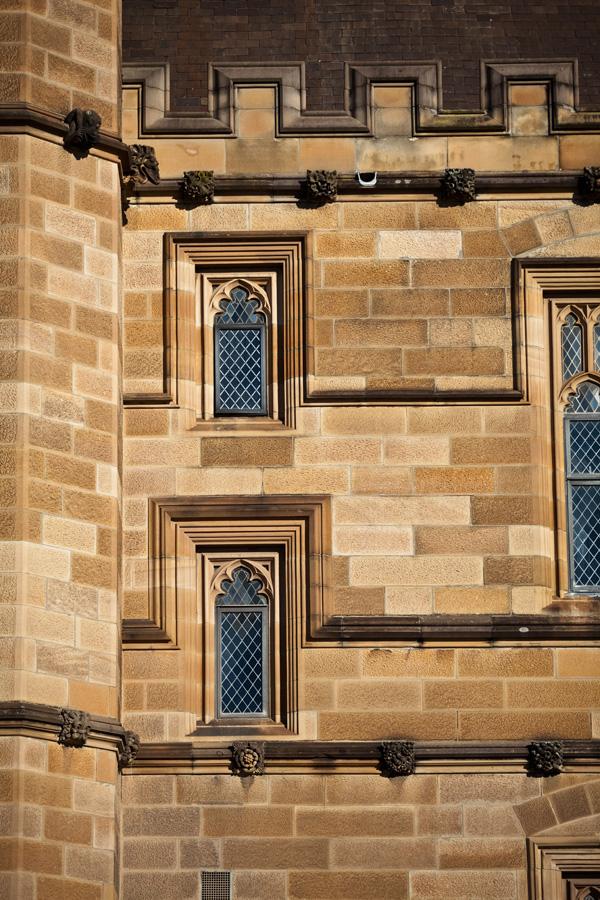 Main Quadrangle 11, Sydney University 2011