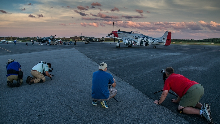 2015 - We returned to the Atlanta Warbird Weekend and offered our first-ever workshop at a military airshow, exposing our photographers to the unique opportunities at the MCAS Beaufort airshow.