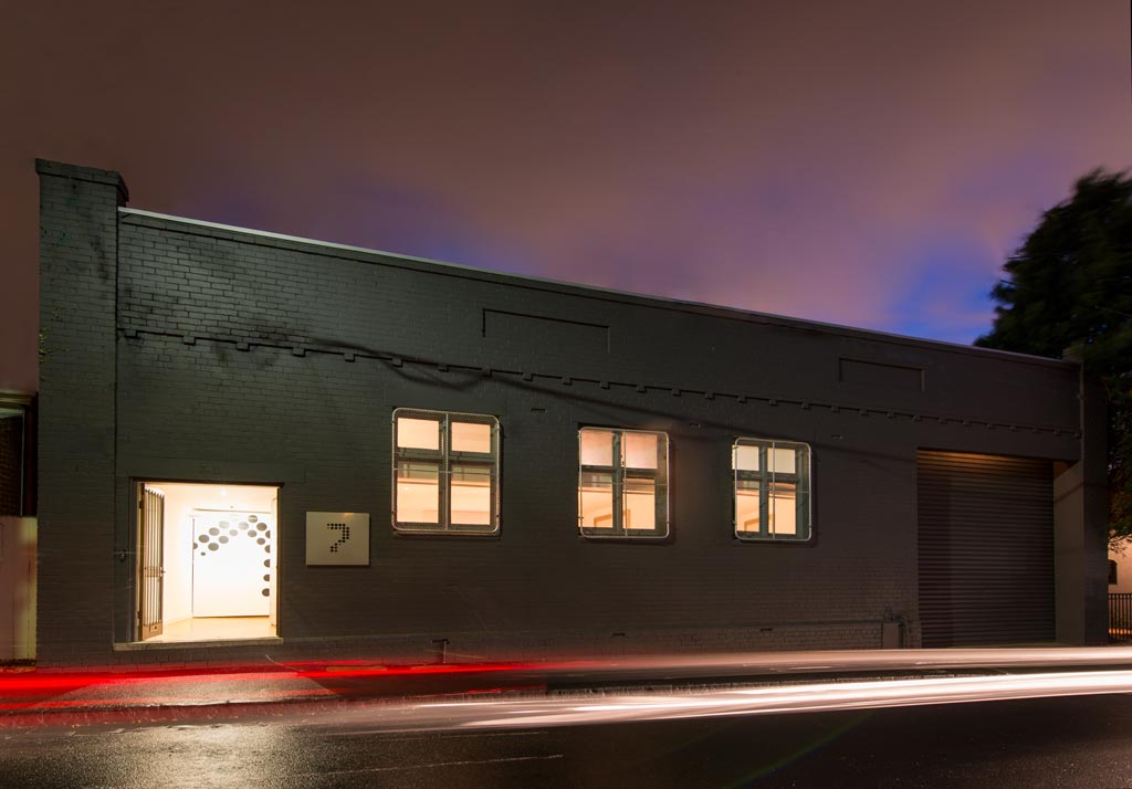 450 square metre drive in studio just 250 metres from Chapel Street, South Yarra.