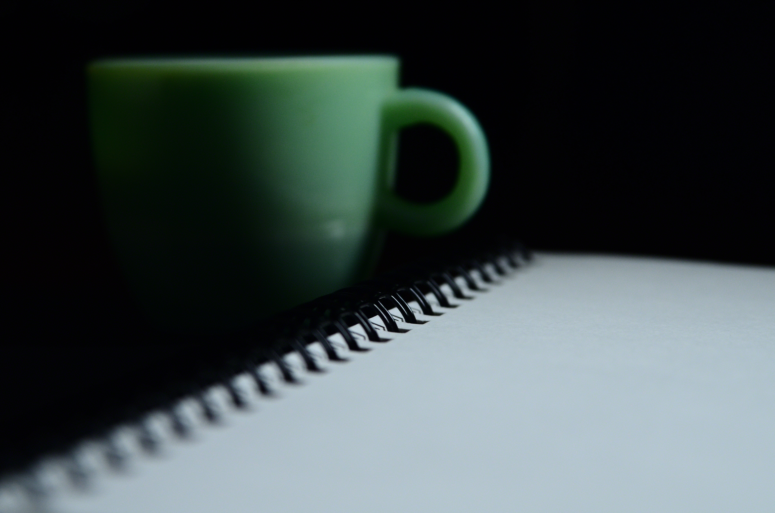 Coffee and Journal | Seed Plant Water Grow