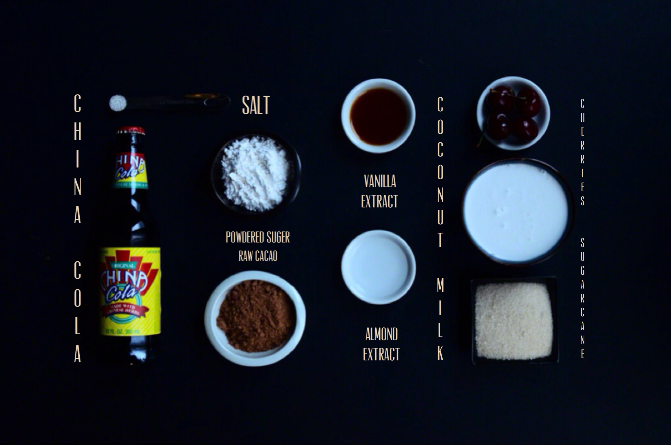 Raw Cacao Coconut Milk + Herbal Cola Ice Cream Float | Seed Plant Water Grow
