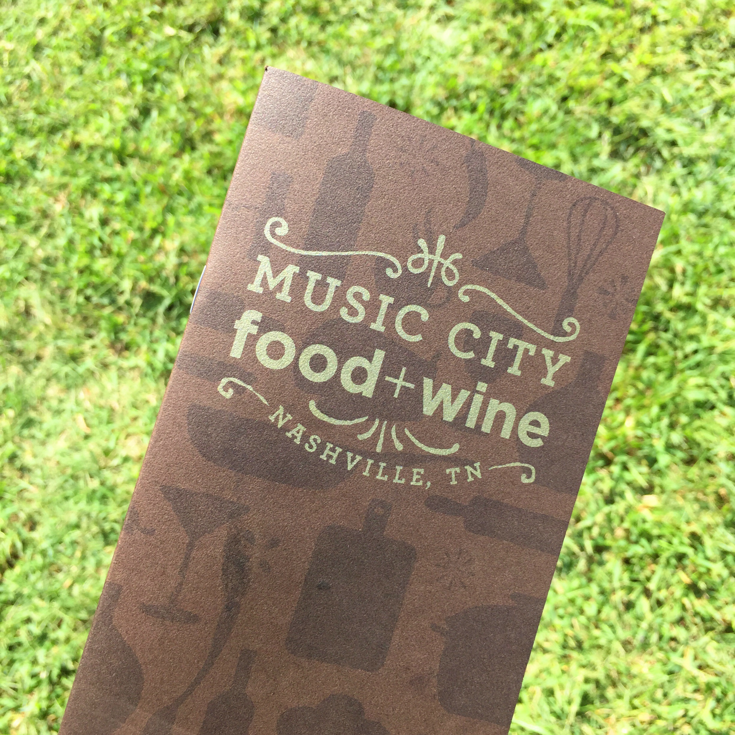 Music City Food and Wine Festival | Seed Plant Water Grow