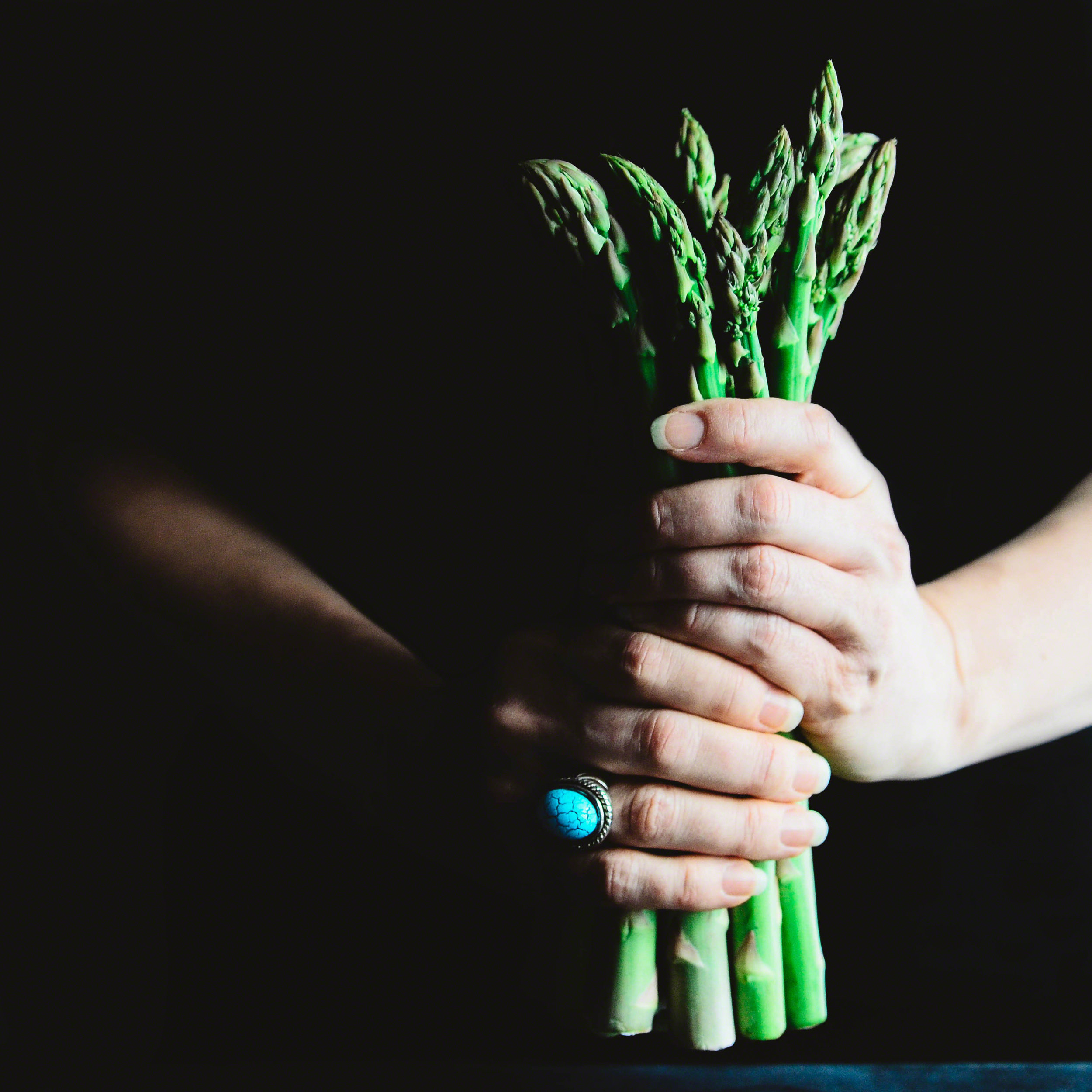 Asparagus Spring Medley | Seed Plant Water Grow