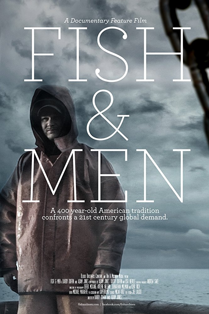 FISH & MEN (2018) - Adam Jones,Darby Duffin