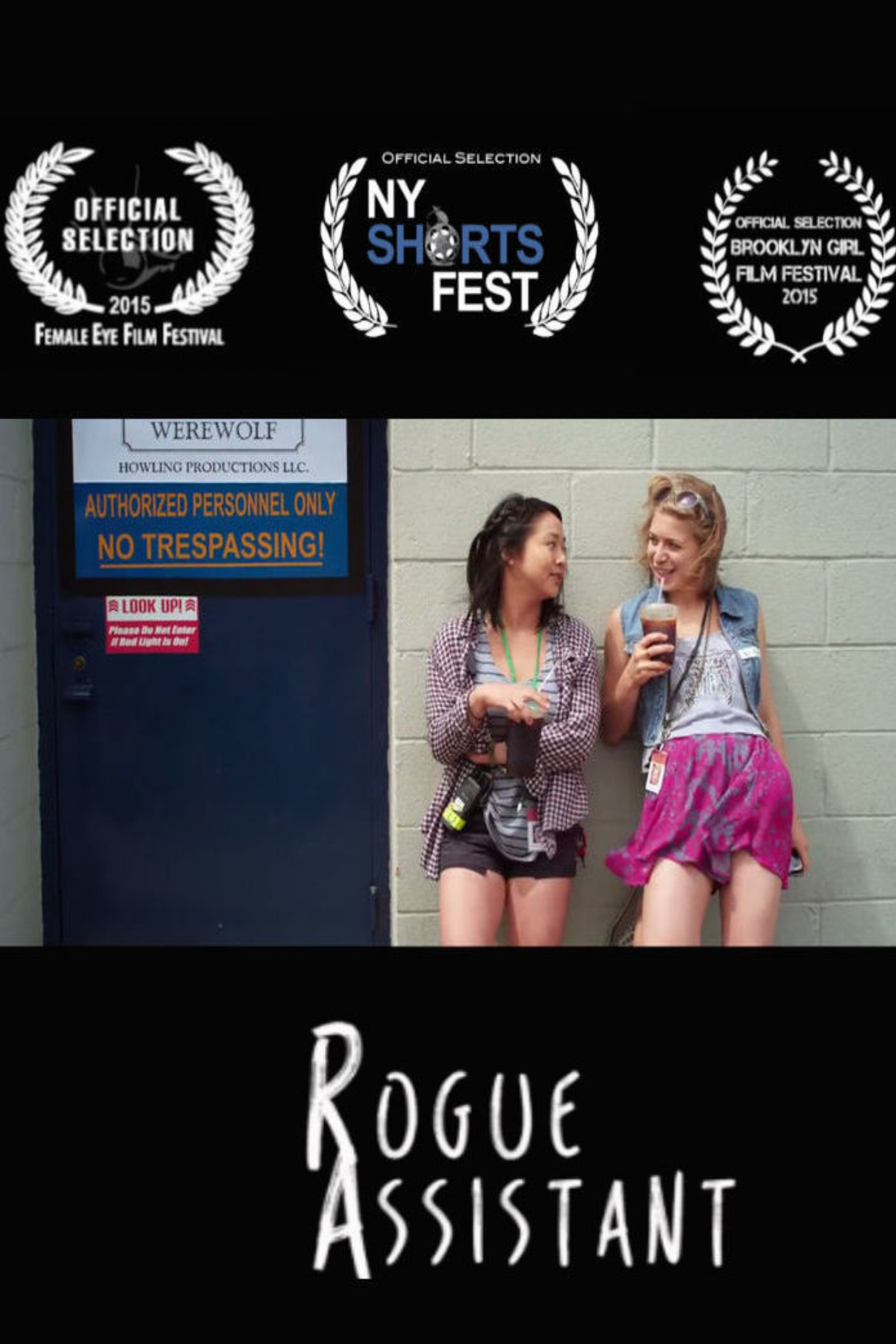 Rogue Assistant (2015) - Juliet Warren