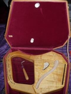 - Choroi Large Soprano Lyre for Sale