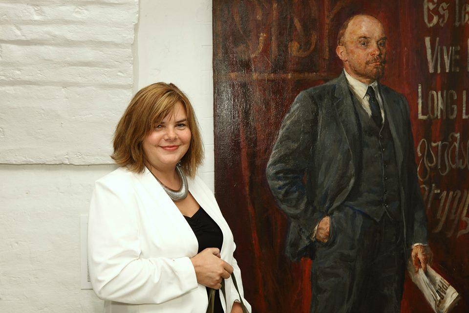 Милена Орлова, The Art Newspaper Russia.