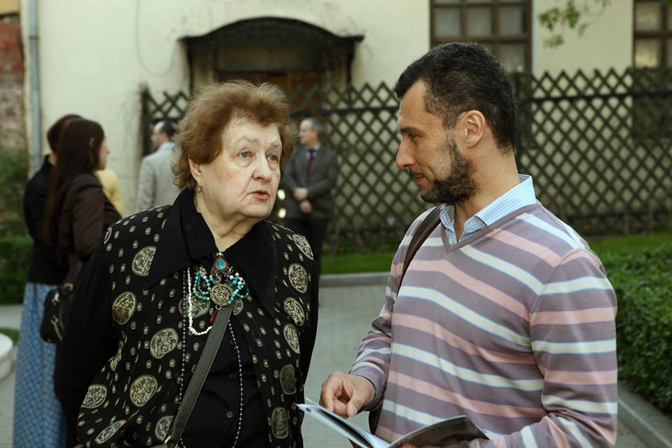 Наталия Георгиевна Мотовилова