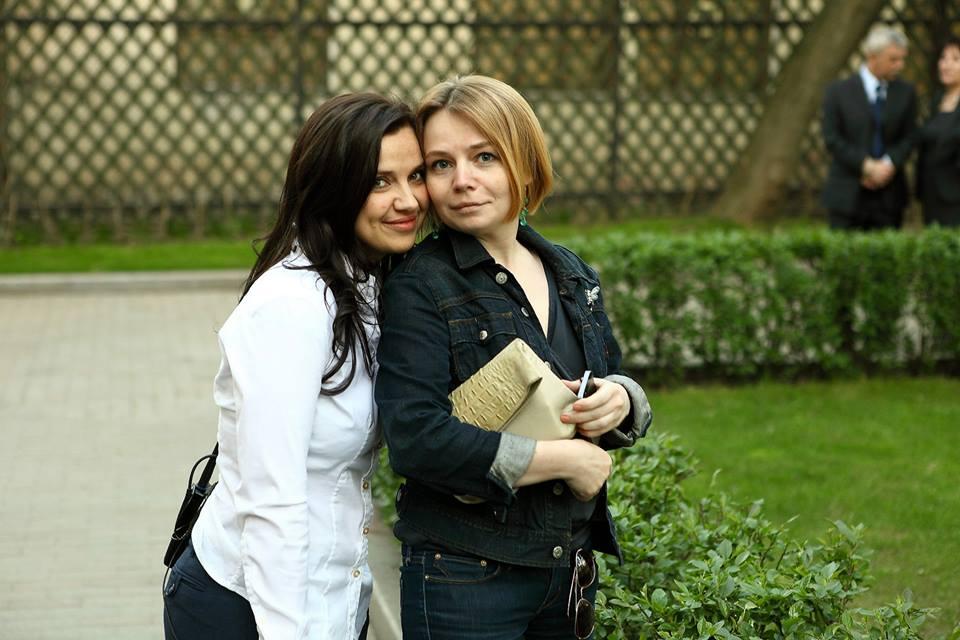 Татьяна Желтоногова, Галерея 9/1 и Наталья Филатова, Main PR