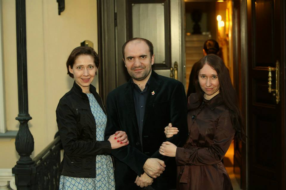 Ирина Каримова, Руководитель в FashionEducation.ru, Денис Солопов, Culture Storm с супругой