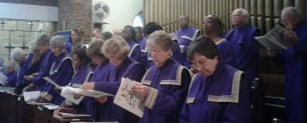 St Michael's Choir