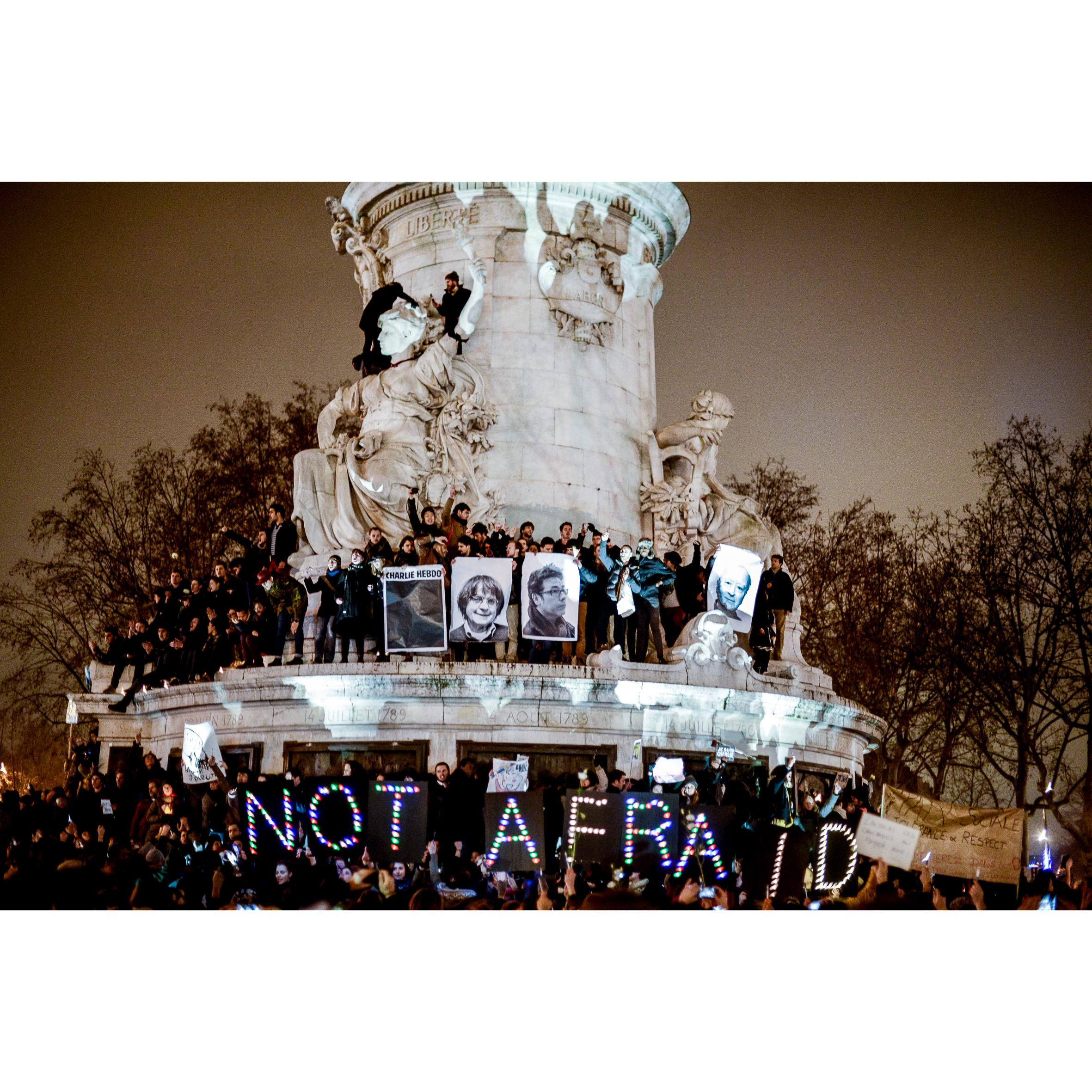 Not Afraid.
