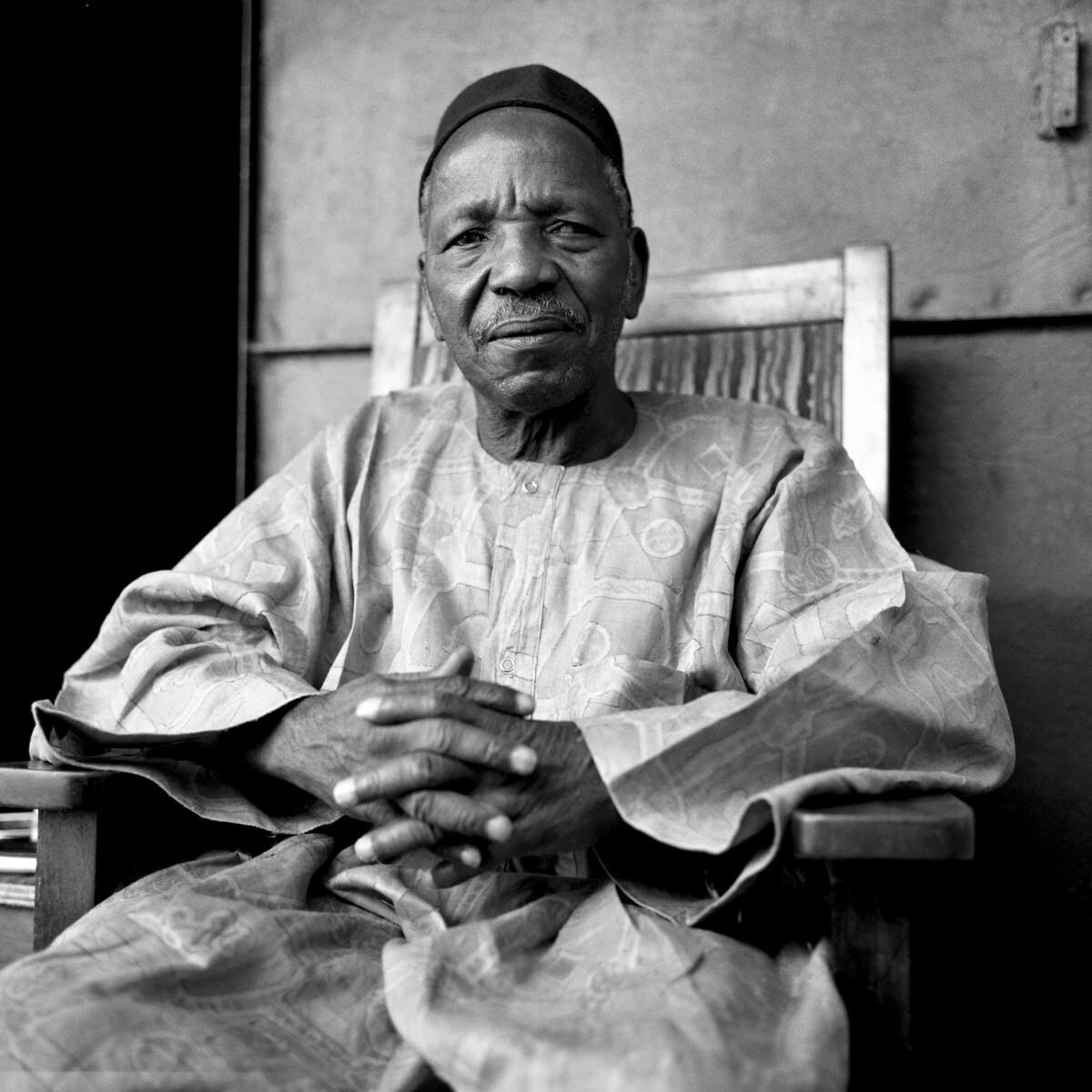 Malick Sidibé, Bamako. 2009