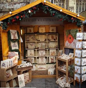 Winchester Christmas Market - Winchester, November/December 2018