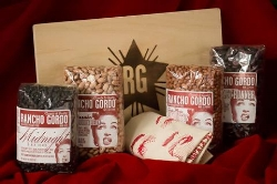 Rancho Gordo Bean of the Month Club   or heirloom bean gift box.