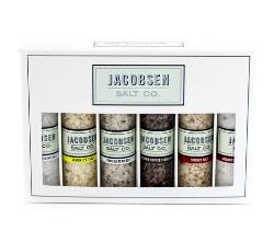 Jacobsen Salt Co Gift Set