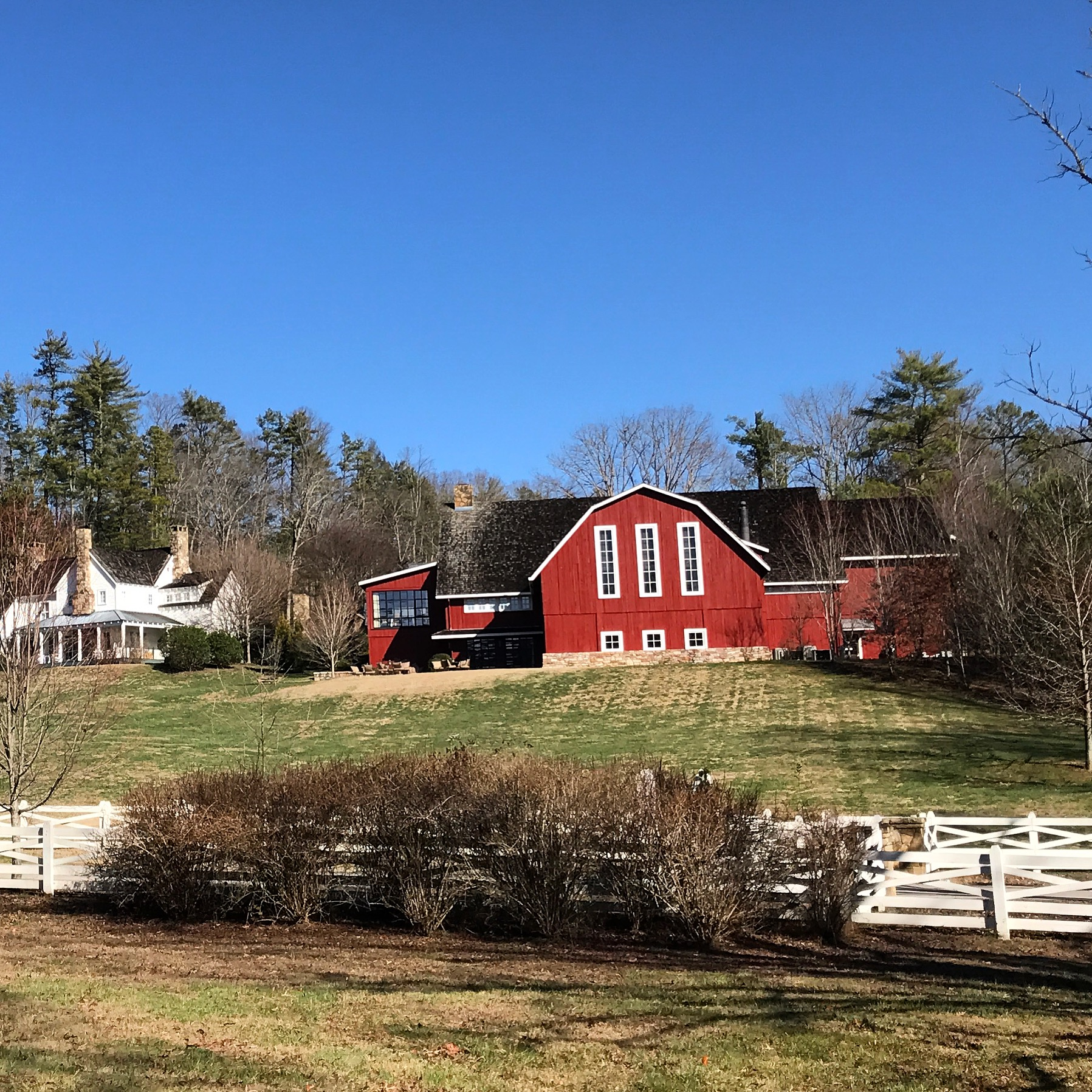 Weekend Getaway to Blackberry Farm - one of my all time favorite trips