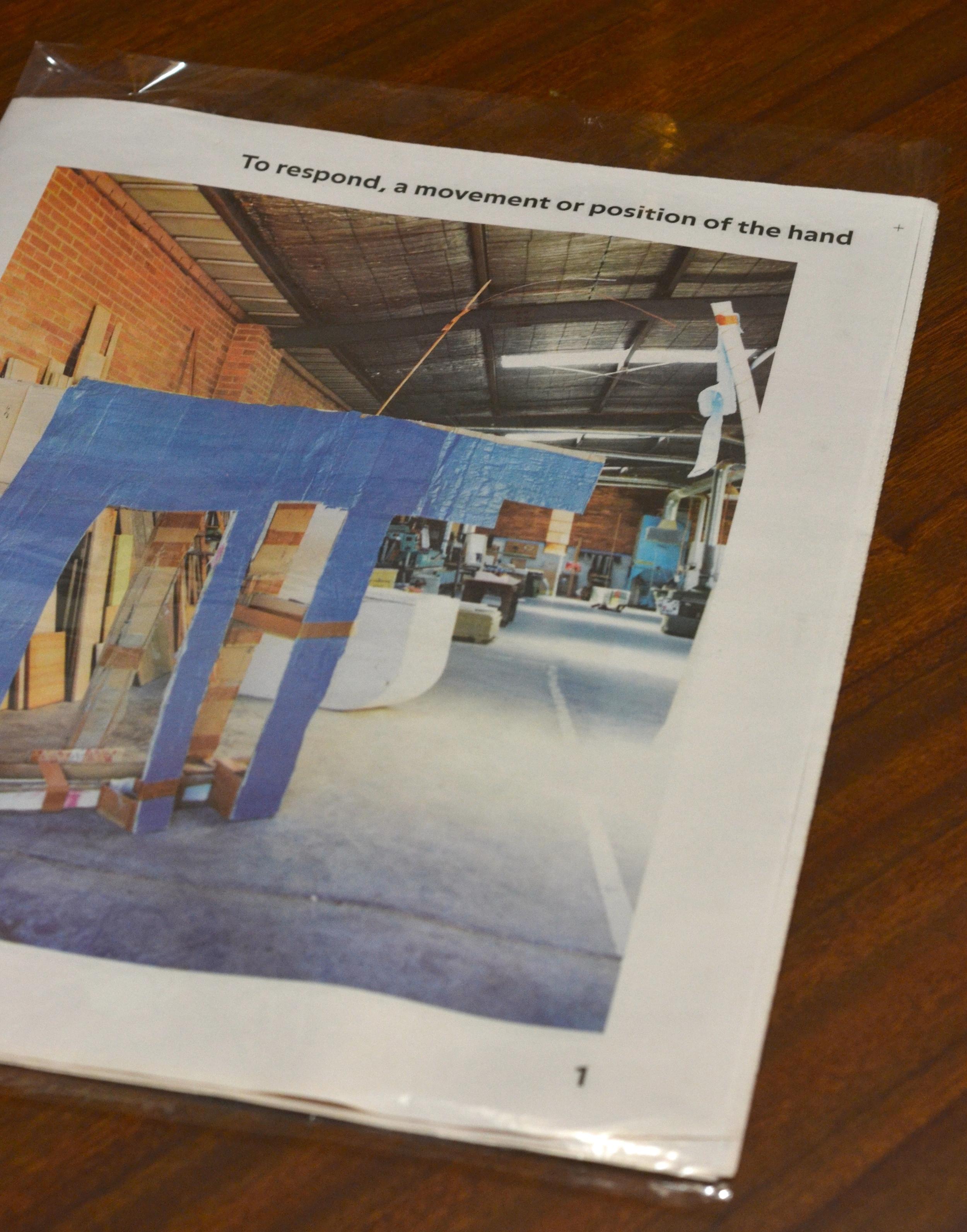 Industrial estate publication
