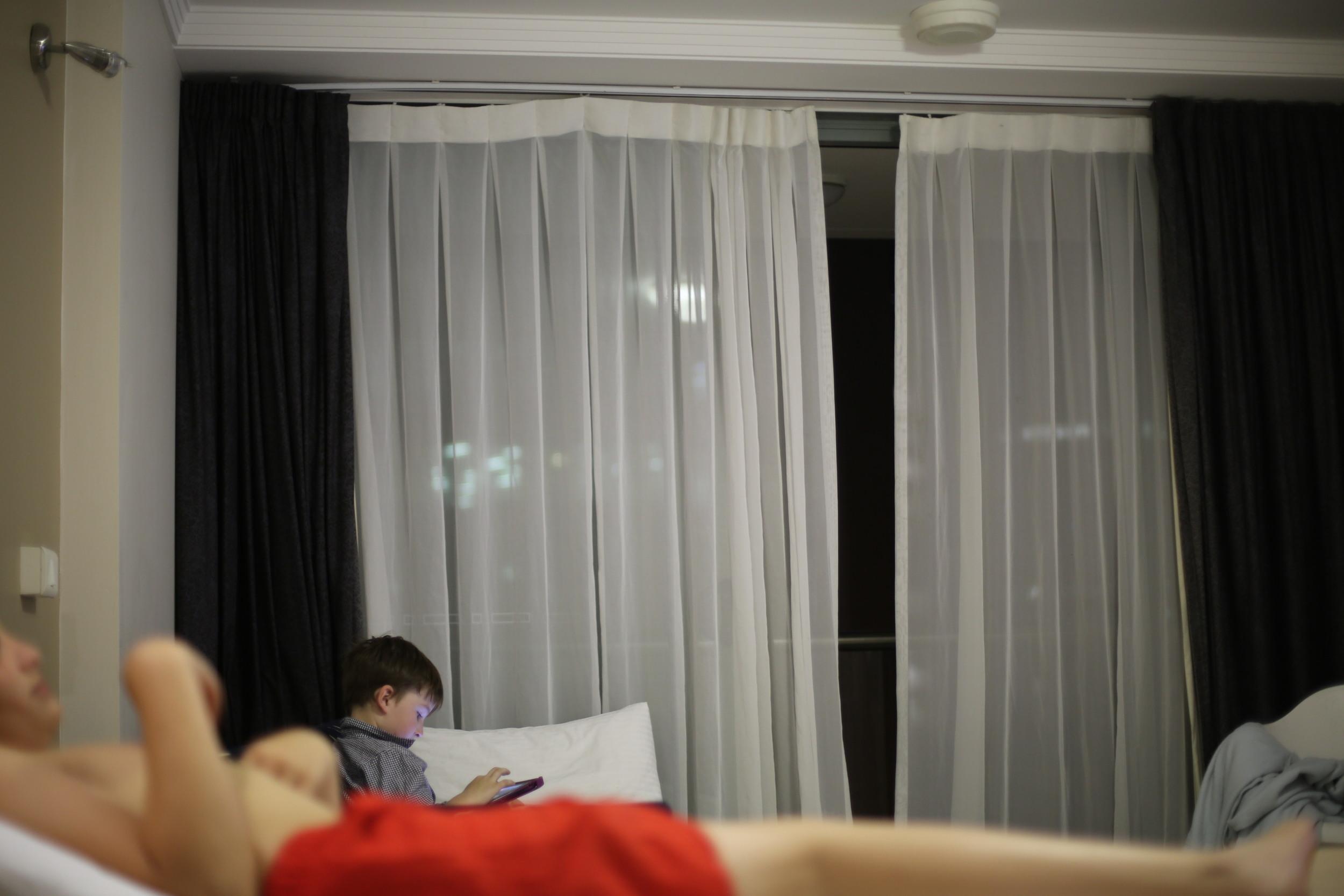 Visiting Hito at IMA and seeing Brisbane Hotel (continued below)
