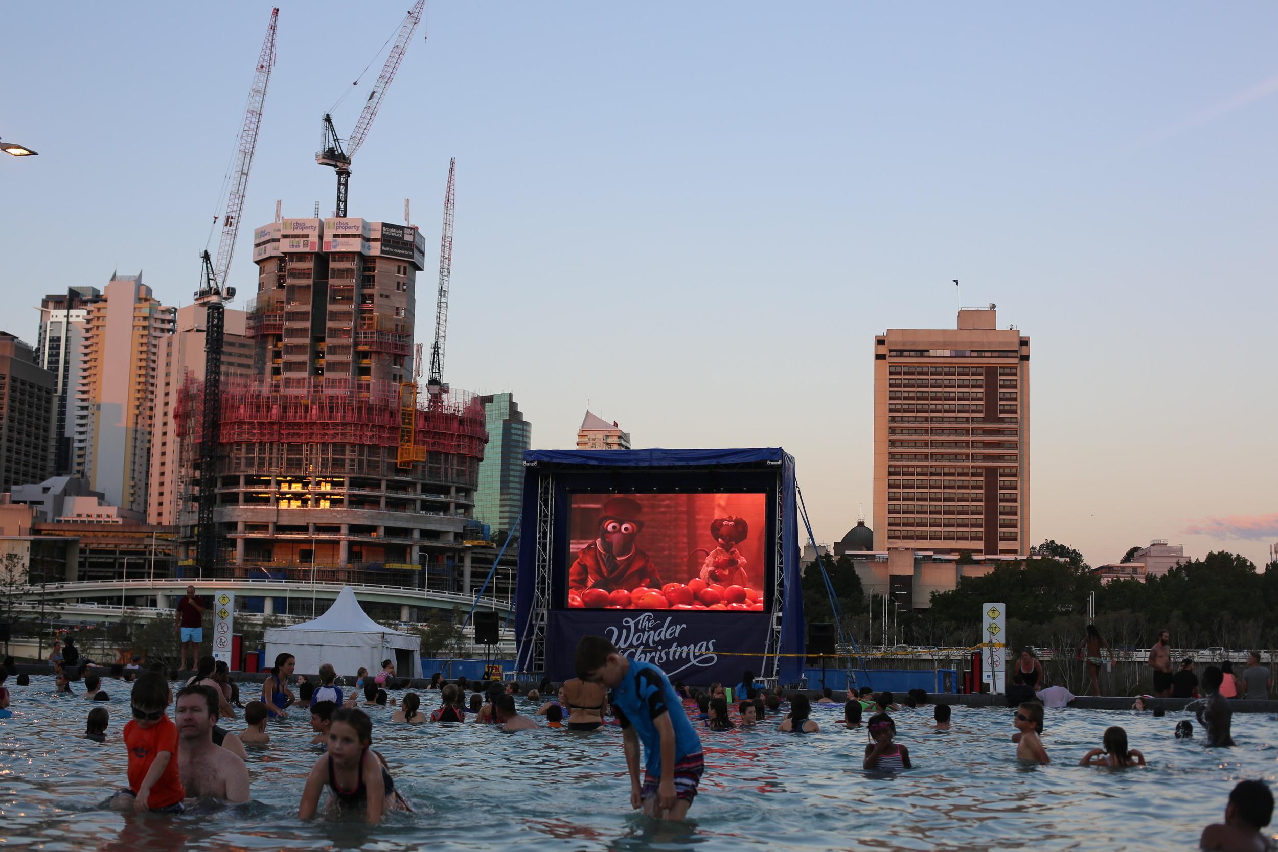 Brisbane 2014 visiting IMA and seeing Brisbane