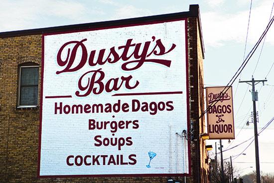 Dusty's Bar, Northeast Minneapolis, MN