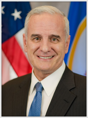 Photo provided by Gov. Dayton's Website