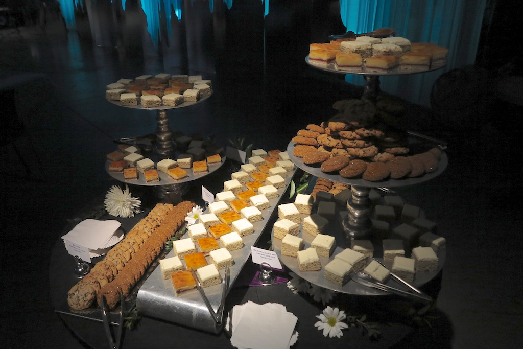 Dessert table by  Fabulous Catering
