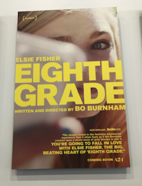 Eight Grade, a film due out this July.