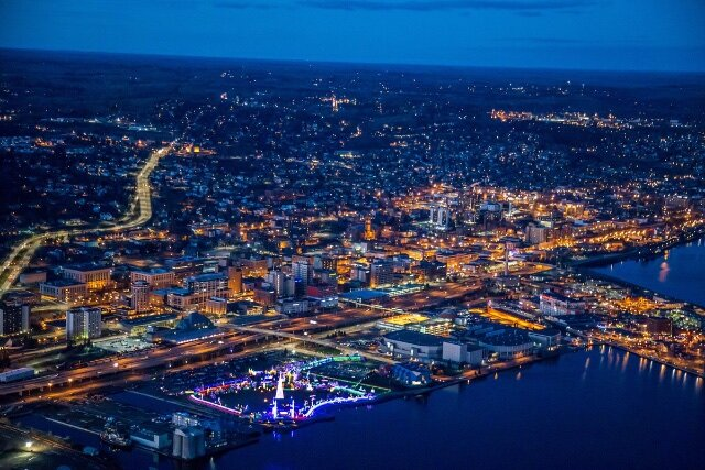 Duluth, photo provided by the Catalyst Website.