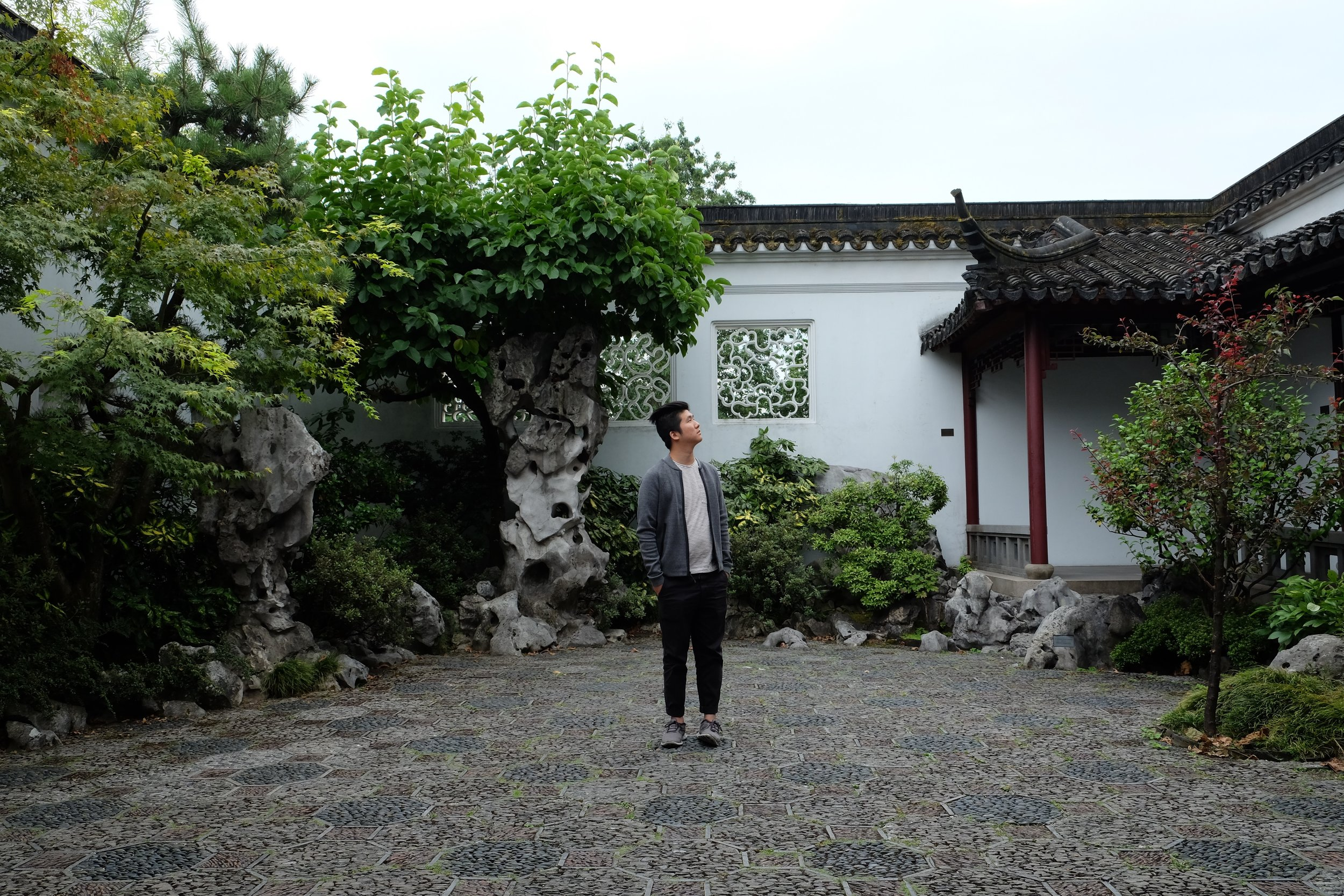 Dr. Sun Yat-Sen Classical Chinese Garden, 2016.