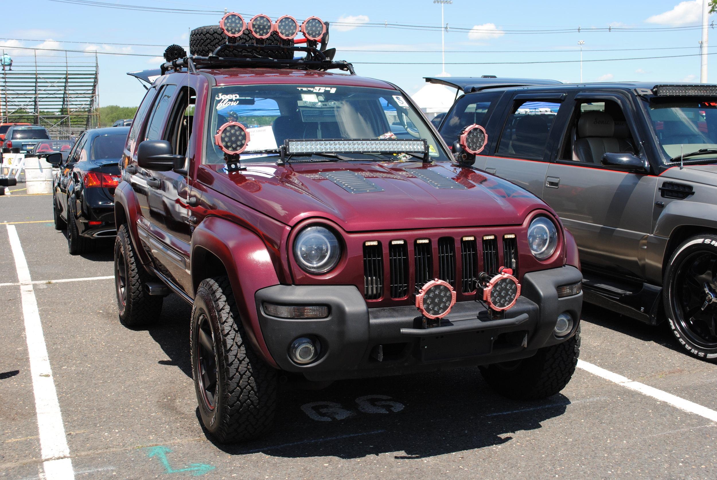 Rich Jeep Liberty New Jersey