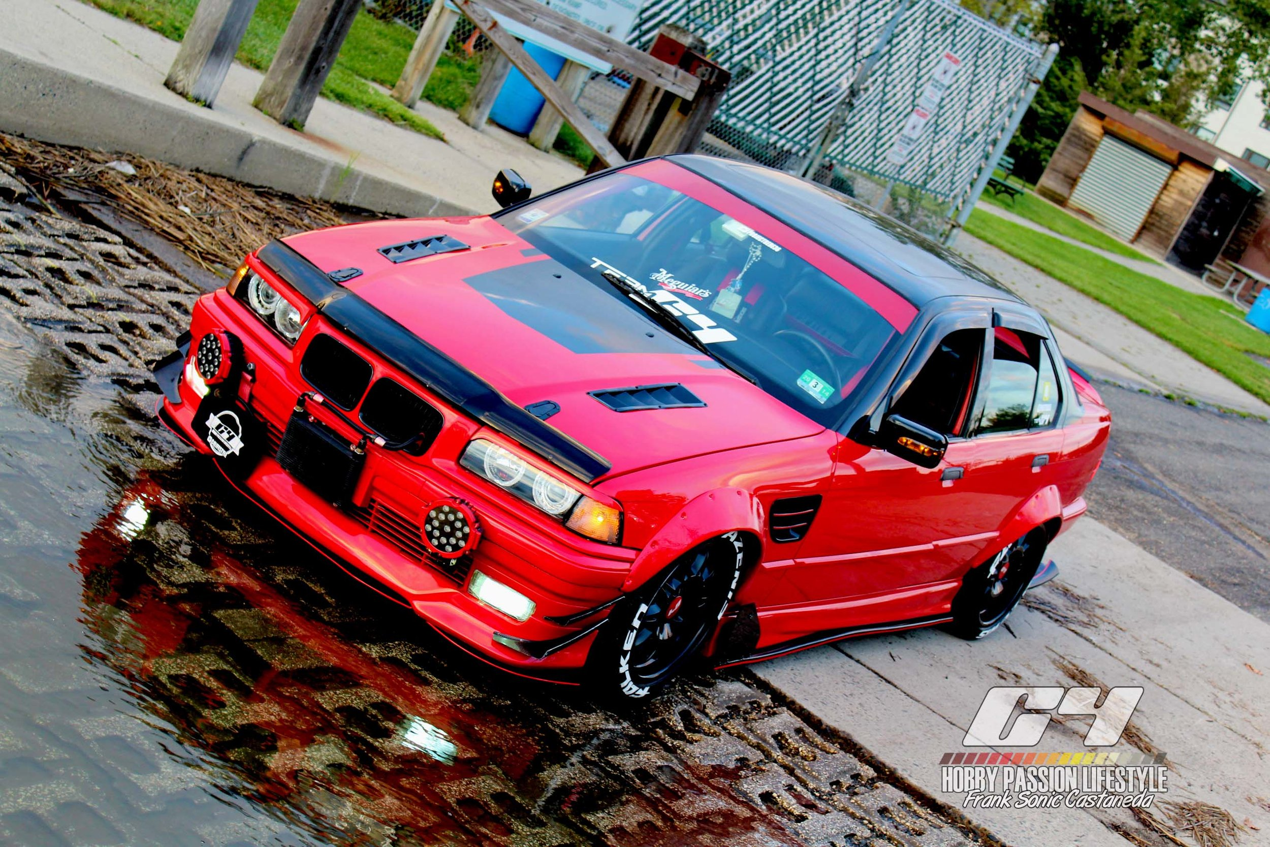 Sonic - President BMW 325i New Jersey
