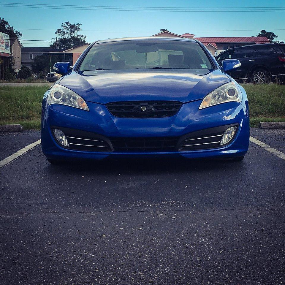Eric Hyundai Genesis South Carolina