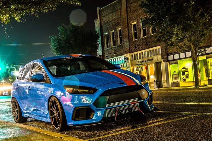 Arron Ford Focus ST North Carolina