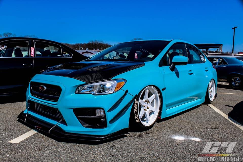 Bobby 2017 Subaru WRX