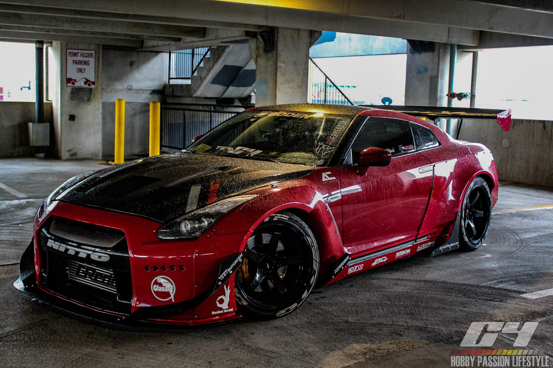 Jared Nissan Skyline GTR New Jersey